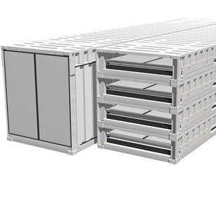 HCI container
